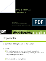 Driving-Ergonomics