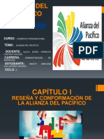 Alianza Del Pacífico Power Point