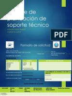 Informe de Soporte Tecnico