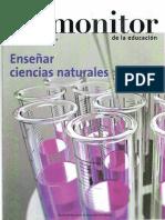 Revista El monitor_2008_n16 Enseñar Ciencias Naturales.pdf