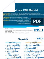 Webinar PMI E4