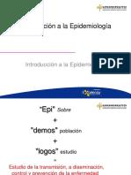 Historia de La Epidemiolgia