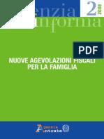 Nuove Agevolazioni Fiscali Per La Famiglia 2014