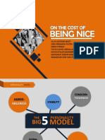 Chapter 5_Case 1_On the Cost Being Nice