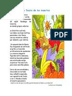 Lecturas Para Trabajar Con Los Niños.