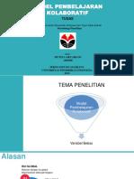 Model Pembelajaran Kolaboratif