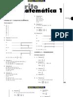Matemática - Pré-Vestibular Dom Bosco - gab-mat1-ex4