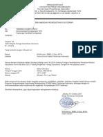 Surat Rekomendasi P2KB