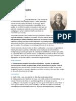 André Marie Ampère bibliografia