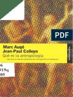AUGÉQué es la antropología.pdf