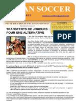 Newsletter Hors Série #3
