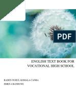 English Modul for SMK