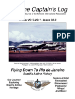 Brazil's Airline History