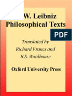 G. W. Leibniz - Philosophical Texts (Oxford Philosophical Texts)-Oxford University Press, USA (1998).pdf