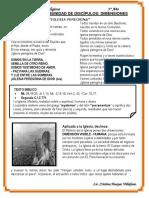 dimensines de LA IGLESIA COMUNIDAD DE DISCÍPULOS  3°
