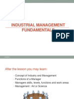 IM2900 Chapter 1 Fundamentals Industrial_MGMT 1
