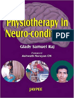 Physiotherapy in Neuro conditions Glady Samuel Raj.pdf