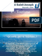E Tourisme