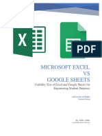white paper with test