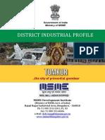 Tumkur Industrial Profile