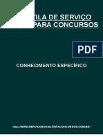 Conhecimentos Especificos - Serviço Social (Apostila).pdf