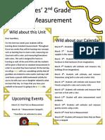 measurement newsletter