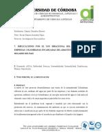 Proyecto de Investigación Sociojurídica- USOS de Agua-Empresas-Universidad de Cordoba-2018-SEMINARIO l. - Copia