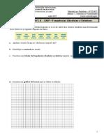03A - Ficha de Estatistica