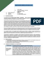 PLANIFICACION  Y UNIDAD DE QUINTO AÑO.docx