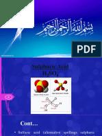 Sulphuric Acid(1)