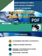 REGIMENES TRIBUITARIOS (1)