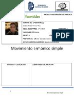 Proyecto Integrador Parcial 2 Carlos Alfredo Gomez Rico