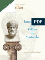 Introducción a la Política de Aristoteles.pdf