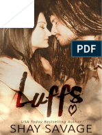 #1.5 Luffs - Série Transcendence - Shay Savage
