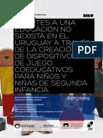 Aportes a una educación no sexista en el Uruguay a través de la creación de dispositivos de juego coeducativos para niños y niñas de segunda infancia.pdf