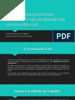 Doenças ocupacionais adquiridas nas atividades da construção civil.pdf