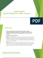 teacher leadership project 2019 a