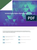 M3 Modern Marketing Model Ashley Friedlein