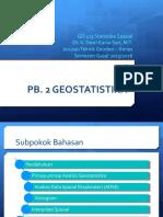 PB 2 Geostatistika 2015.pdf