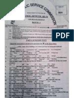 FPSC Patrol Officer BS 14 Past Papers Motorway Police