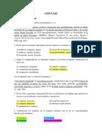 9na Práctica, Ciclo Especial (Turno Tarde)