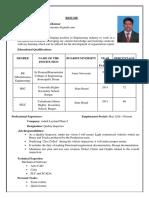 JaganPremKumar Resume