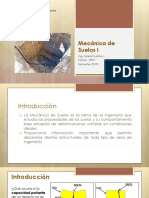 Introducción a la mecánica de suelos
