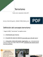 Terrorismo en Chile