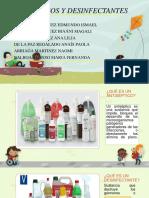 Antisépticos y Desinfectantes 1.Pptx
