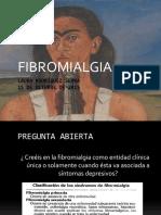mialgia - fibromialgia