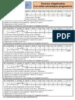 Exercices d'Application (1)