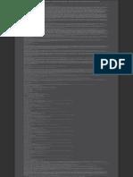 Técnicas de Diseño para Software