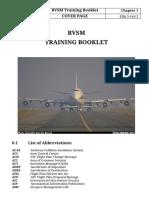 Training Booklet