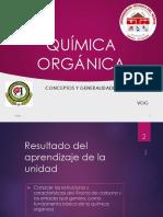 Química Orgánica-Conceptos y Generalidades